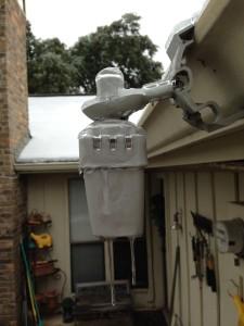 Rain and freeze sensor - Plano sprinkler repair