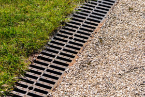 Types Of Landscape Drainage Systems Plano Sprinkler Repair Company